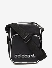 adidas Originals - MINI BAG VINT - gender neutral - black - 0