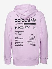 adidas Originals - KAVAL FZ HOODY - hoodies - clelil - 1