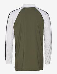 adidas Originals - B SIDE LS JRSY2 - sweatshirts - basgrn - 1