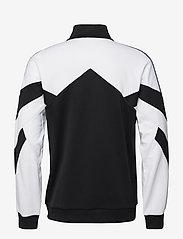 adidas Originals - Palmeston TT - track jackets - black/white - 1