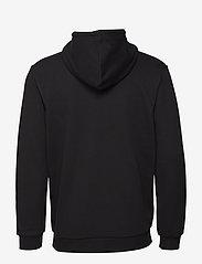 adidas Originals - TREFOIL HOODIE - pulls a capuche - black - 2