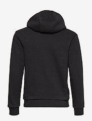 adidas Originals - TREFOIL HOODIE - kapuzenpullover - black/white - 1