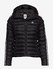 adidas Originals - SLIM JACKET - sports jackets - black - 1