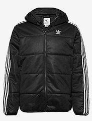 adidas Originals - JACKET PADD M - insulated jackets - black - 1
