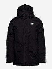 adidas Originals - PARKA PADDE - kurtki puchowe - black - 2