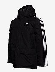 adidas Originals - PARKA PADDE - kurtki puchowe - black - 4