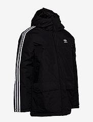 adidas Originals - PARKA PADDE - kurtki puchowe - black - 5