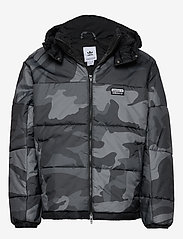 adidas Originals - VOCAL CAMO  JKT - athleisure jackets - multco/grefiv - 1