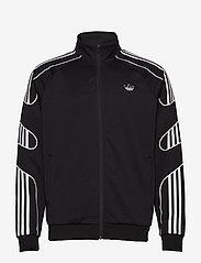 adidas Originals - FSTRIKE TT - track jackets - black - 1