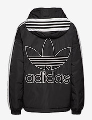 adidas Originals - SHORT SYN DOWN - kurtki sportowe - black - 2