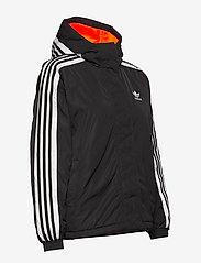 adidas Originals - SHORT SYN DOWN - kurtki sportowe - black - 4