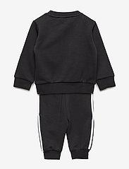 adidas Originals - Crew Sweatshirt Set - sweatshirts - black/white - 1