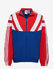 adidas Originals - BLNT 96 TT - athleisure jackets - croyal/red - 1