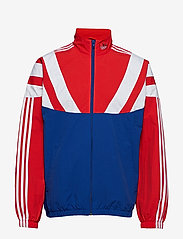 adidas Originals - BLNT 96 TT - athleisure jackets - croyal/red - 2
