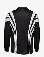 adidas Originals - BLNT 96 LS JSY - football shirts - black - 2