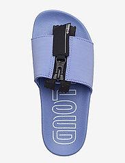 adidas Originals - ADILETTE ZIP W - sneakers - chapur/cblack/ftwwht - 3