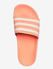 adidas Originals - Adilette Slides W - baskets - seflor/ftwwht/seflor - 3
