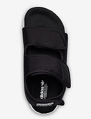 adidas Originals - ADILETTE SANDAL 3.0 - płaskie sandały - cblack/cblack/ftwwht - 3