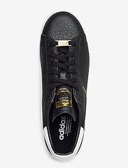 adidas Originals - STAN SMITH - lav ankel - cblack/cblack/ftwwht - 3