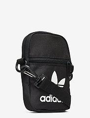 adidas Originals - Trefoil Festival Bag - crossbody bags - black - 2