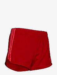 adidas Originals - 3 STR SHORT - training shorts - scarle - 4