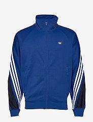 adidas Originals - 3STRIPE WRAP TT - track jackets - royblu/white - 1