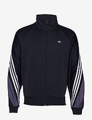 adidas Originals - 3STRIPE WRAP TT - track jackets - legink/white - 1