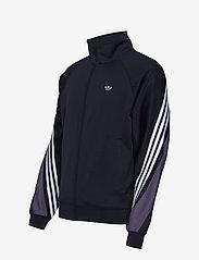 adidas Originals - 3STRIPE WRAP TT - track jackets - legink/white - 3