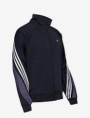 adidas Originals - 3STRIPE WRAP TT - track jackets - legink/white - 4