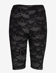 adidas Originals - AOP SHORT TIGHT - spodenki treningowe - black - 1