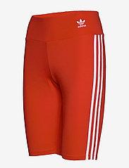 adidas Originals - SHORT TIGHT - träningsshorts - lusred/white - 2