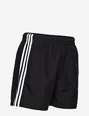 adidas Originals - 3 STRIPE SWIMS - badehosen - black - 4