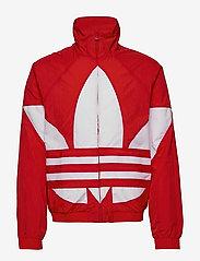 adidas Originals - BG TREFOIL TT - athleisure jackets - lusred - 2