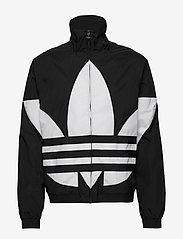 adidas Originals - BG TREFOIL TT - athleisure jackets - black - 2