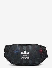 adidas Originals - MONOGR WAISTBAG - vyölaukut - black/multco - 0