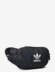 adidas Originals - MONOGR WAISTBAG - vyölaukut - black/multco - 2