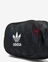 adidas Originals - MONOGR WAISTBAG - vyölaukut - black/multco - 3