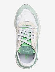 adidas Originals - NITE JOGGER W - chunky sneaker - ftwwht/alumin/alumin - 3
