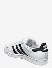 adidas Originals - Superstar  W - low top sneakers - ftwwht/cblack/ftwwht - 2