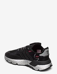 adidas Originals - NITE JOGGER W - chunky sneaker - cblack/shored/silvmt - 2