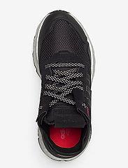 adidas Originals - NITE JOGGER W - chunky sneaker - cblack/shored/silvmt - 3