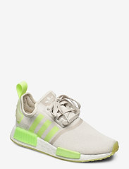 adidas Originals - NMD_R1 W - laag sneakers - talc/talc/hireye - 0