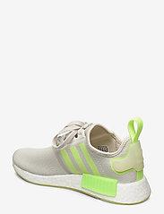 adidas Originals - NMD_R1 W - laag sneakers - talc/talc/hireye - 2