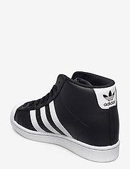 adidas Originals - Superstar Up W - hoge sneakers - cblack/ftwwht/goldmt - 2