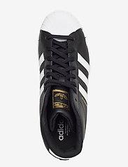 adidas Originals - Superstar Up W - hoge sneakers - cblack/ftwwht/goldmt - 3