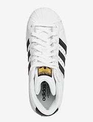 adidas Originals - Superstar Up W - hoge sneakers - ftwwht/cblack/goldmt - 3