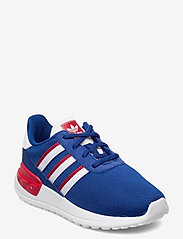 adidas Originals - La Trainer Lite - niedriger schnitt - royblu/ftwwht/scarle - 0