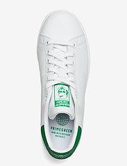 adidas Originals - Stan Smith - låga sneakers - ftwwht/ftwwht/green - 4