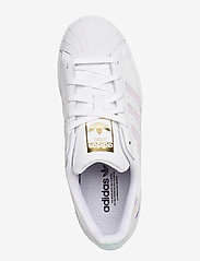 adidas Originals - SUPERSTAR W - sneakers - ftwwht/goldmt/cblack - 3