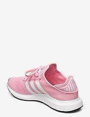 adidas Originals - Swift Run X - niedriger schnitt - ltpink/ftwwht/cblack - 2